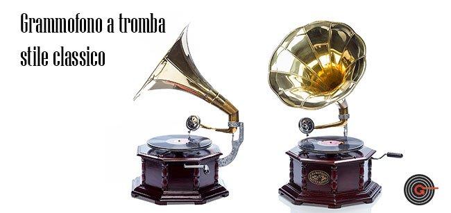 grammofono-antico