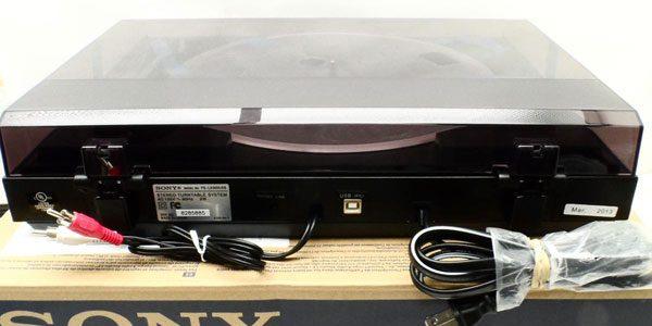 scatola-giradischi-Sony-PS–LX300USB