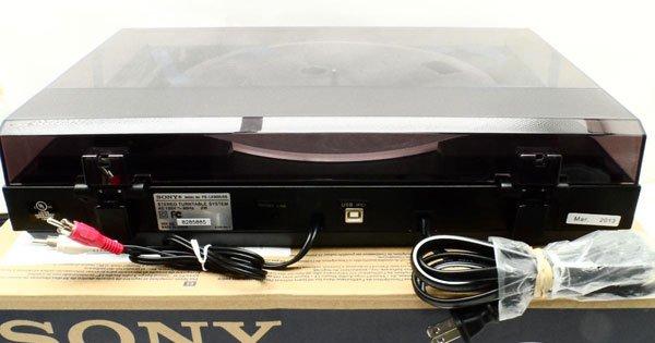 scatola-giradischi-Sony-PS--LX300USB