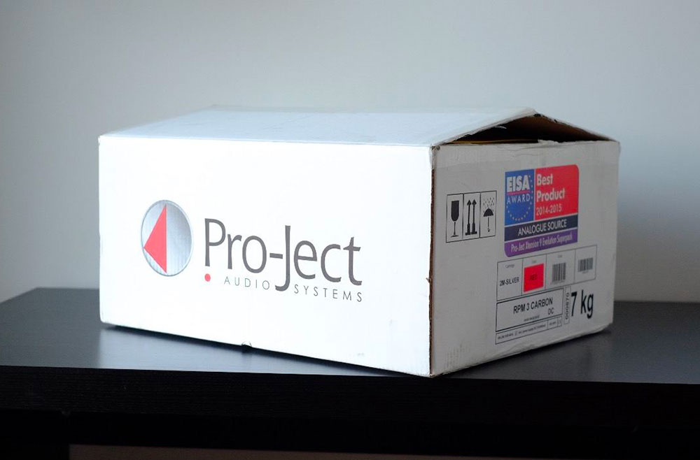 project-debut-carbon-unboxing
