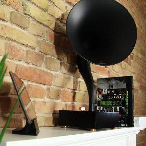grammofono moderno auna