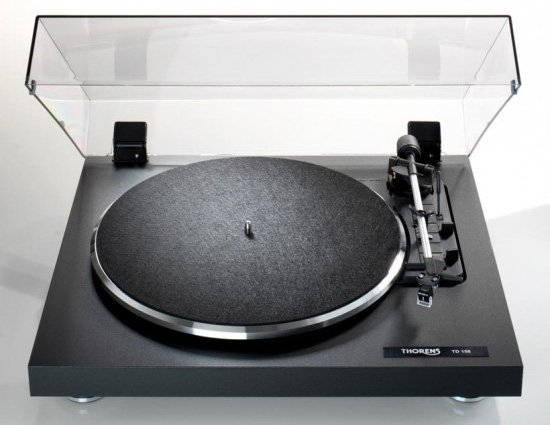 platine vinyle thorens td 158 avis test. Black Bedroom Furniture Sets. Home Design Ideas