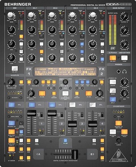 Behringer-DDM-4000