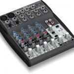 Recensione al Mixer Behringer Xenyx 802