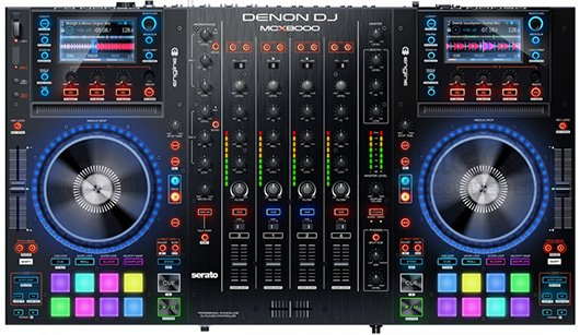 attrezzatura-per-dj-console-all-in-one
