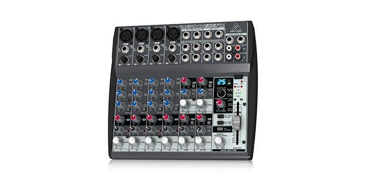 Behringer-Xenyx-1202fx