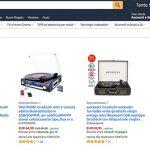 Giradischi Amazon: I 6 Migliori modelli in vendita su Amazon