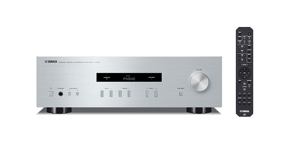 Yamaha-A-S201-amplificatore
