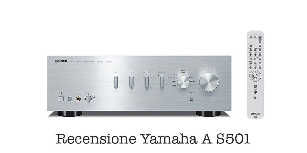 Yamaha-A-S501
