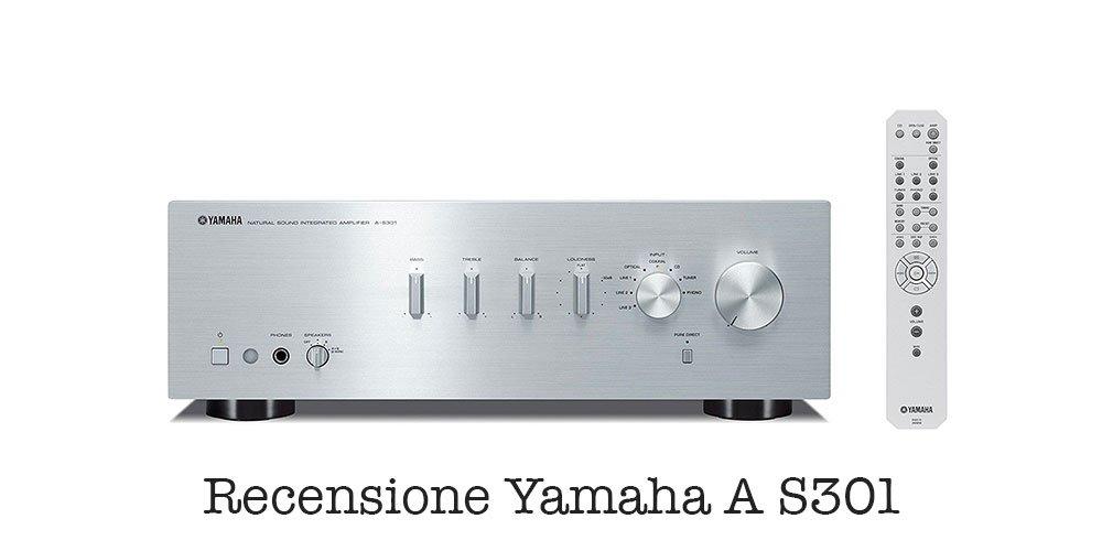 Ricevitore Yamaha collegamento