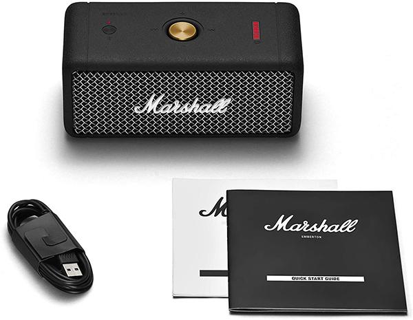 Marshall Emberton cassa portatile