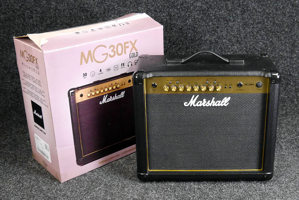 miglior-amplificatore-Marshall-MG30FX-opinioni